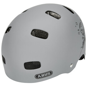 ABUS Scraper Kid 2.0 Helmet grey ride